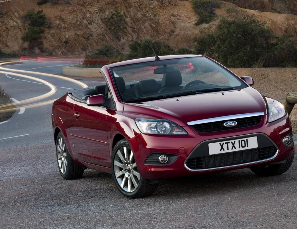 Ford Focus Coupe Cabriolet Photos And Specs Photo Ford Focus Coupe Cabriolet Review And 19 Perfect Photos Of Ford F Ford Focus Coupe Ford Focus Ford Focus Cc