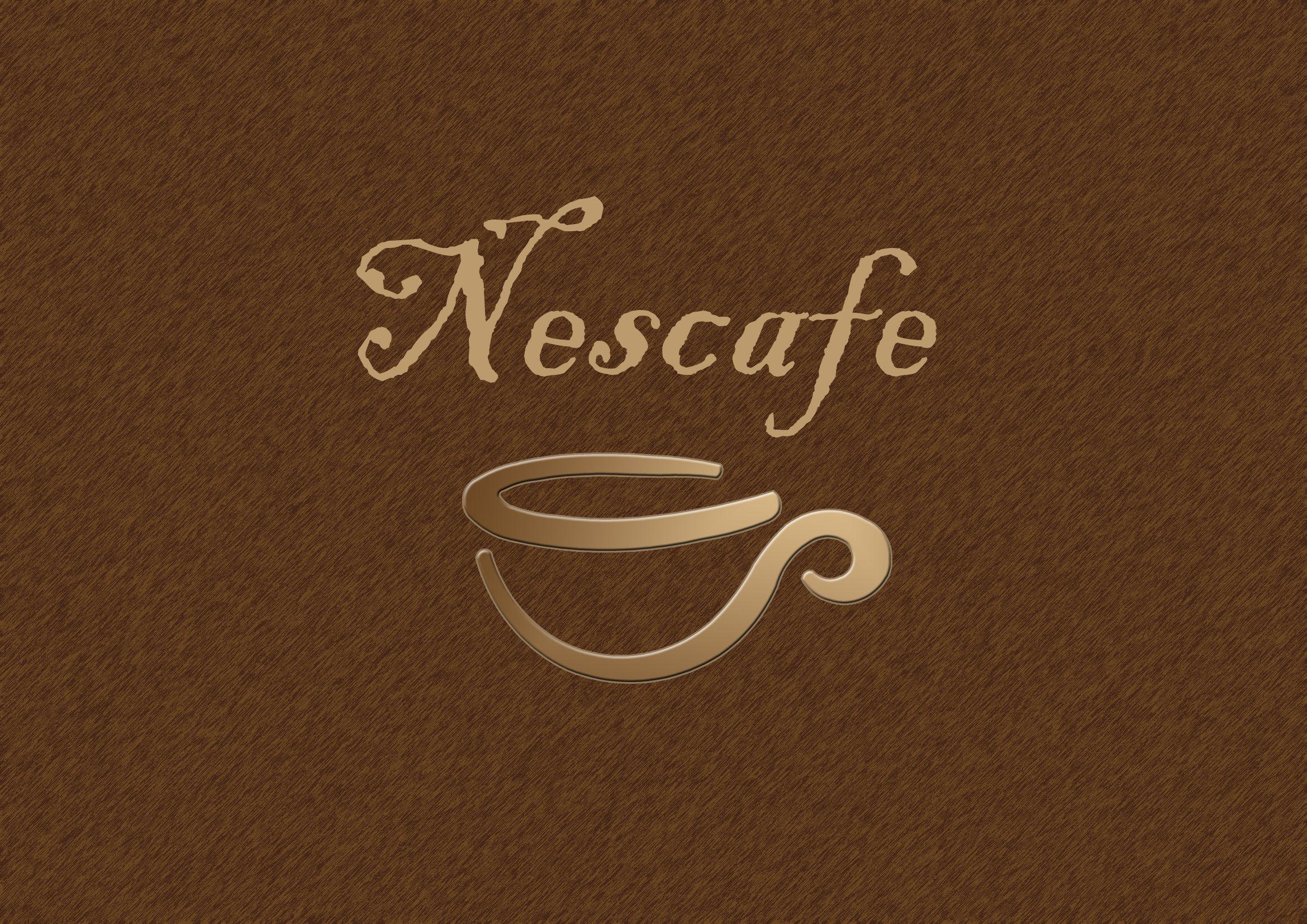 Logo redesign : Nescafe