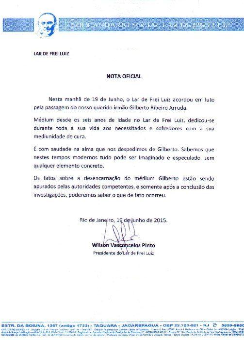 Lar de Frei Luiz - Site Oficial