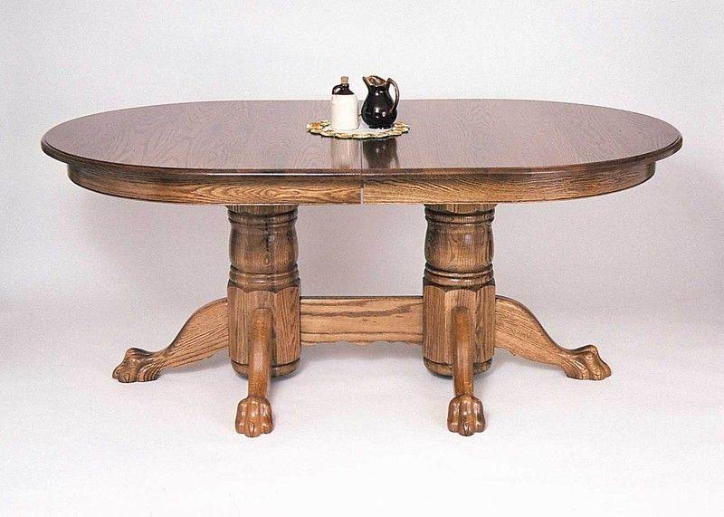 Pedestal Dining Table Amish 72 Tusggkm Pedestal Dining Table Dining Table Double Pedestal Dining Table