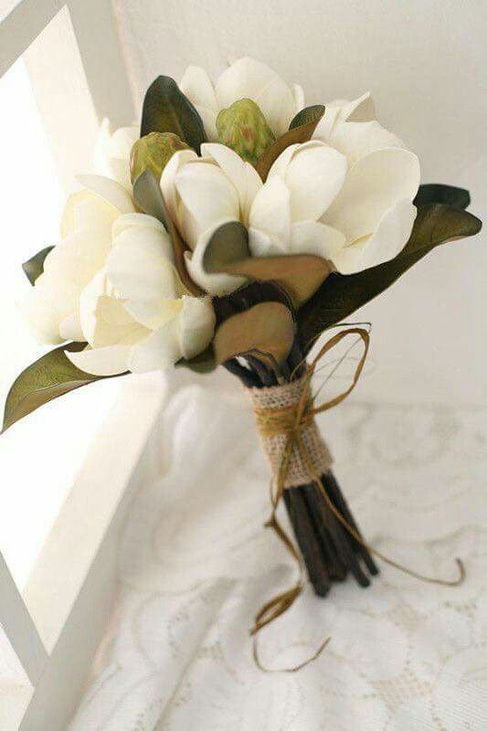 Bouquet Sposa Online.Magnolia Wedding Bouquet Magnolias Wedding Bouquet Wedding