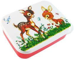 Fairy Tailes #Lunchboxes #fawn #bunny