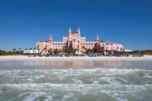 """The Don CeSar Beach Resort, A Loews Hotel that is know as€"""" Florida's """"Pink Palace"""" rises like an oasis from the sugar-white sands of St. Pete Beach as a radiant reminder of what it means to escape the ordinar..."""