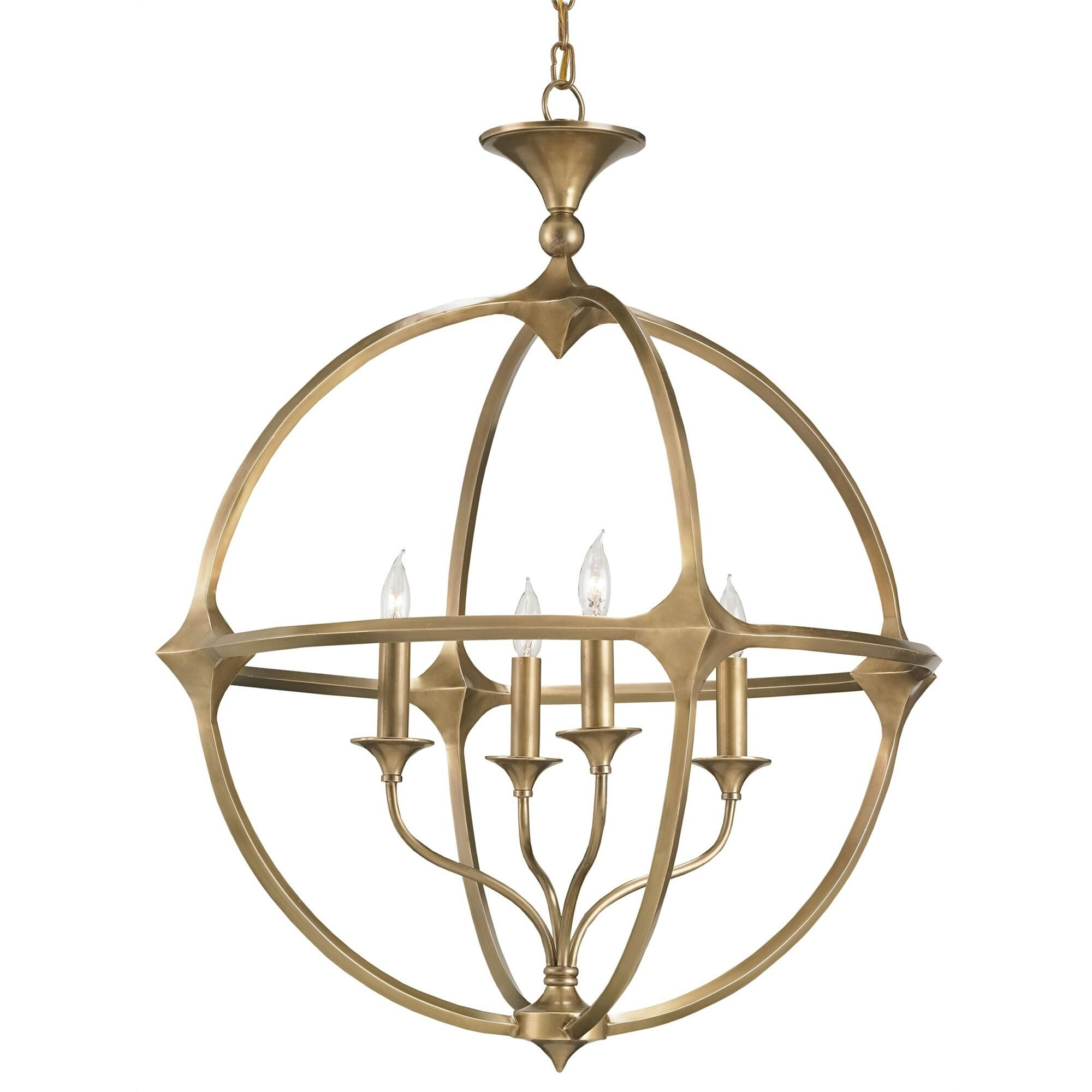Currey And Company Bellario Orb Chandelier Currey 9346 Candelabra Inc Orb Chandelier Chandelier Design Candle Style Chandelier