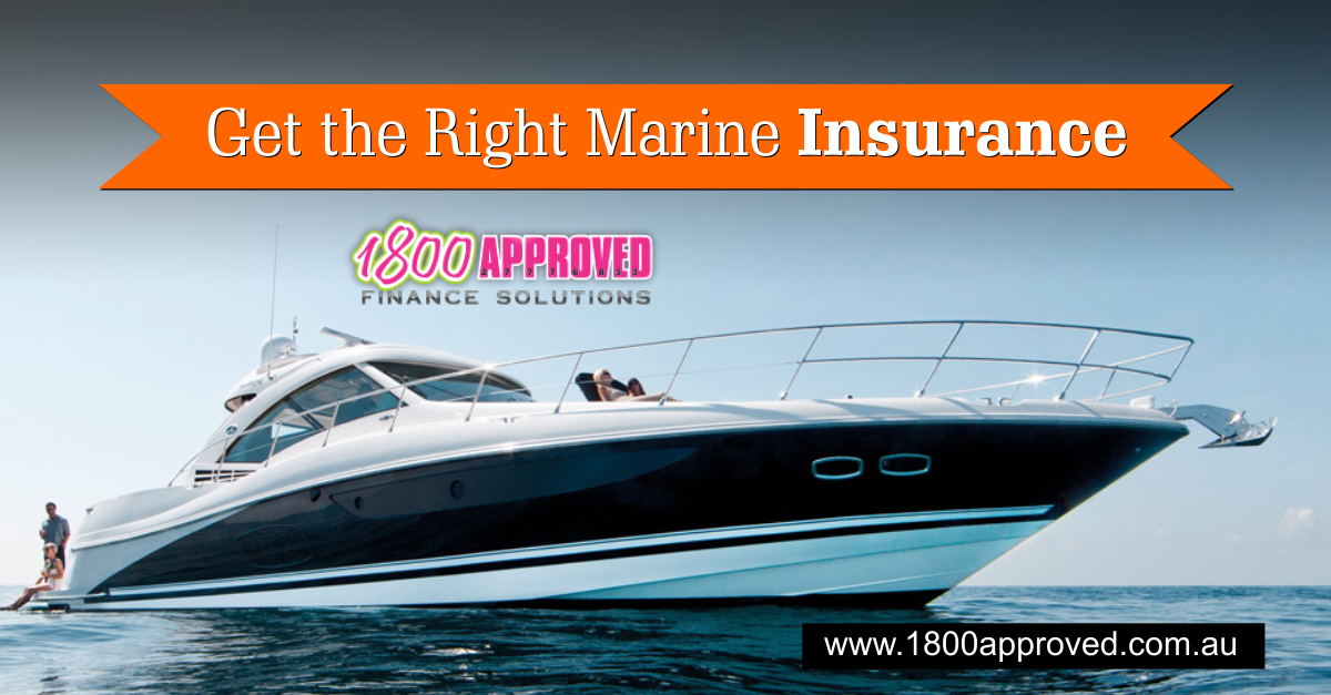 Get the Right Marine Insurance: 1800Approved is proud to be a leading provider of boat insurance, personal watercraft insurance, as well as a great range of marine finance and warranty products. http://ow.ly/JD0xO