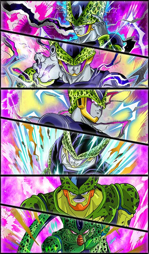 Cell Wallpaper By Zeus2111 Dragones Dibujo De Goku Y