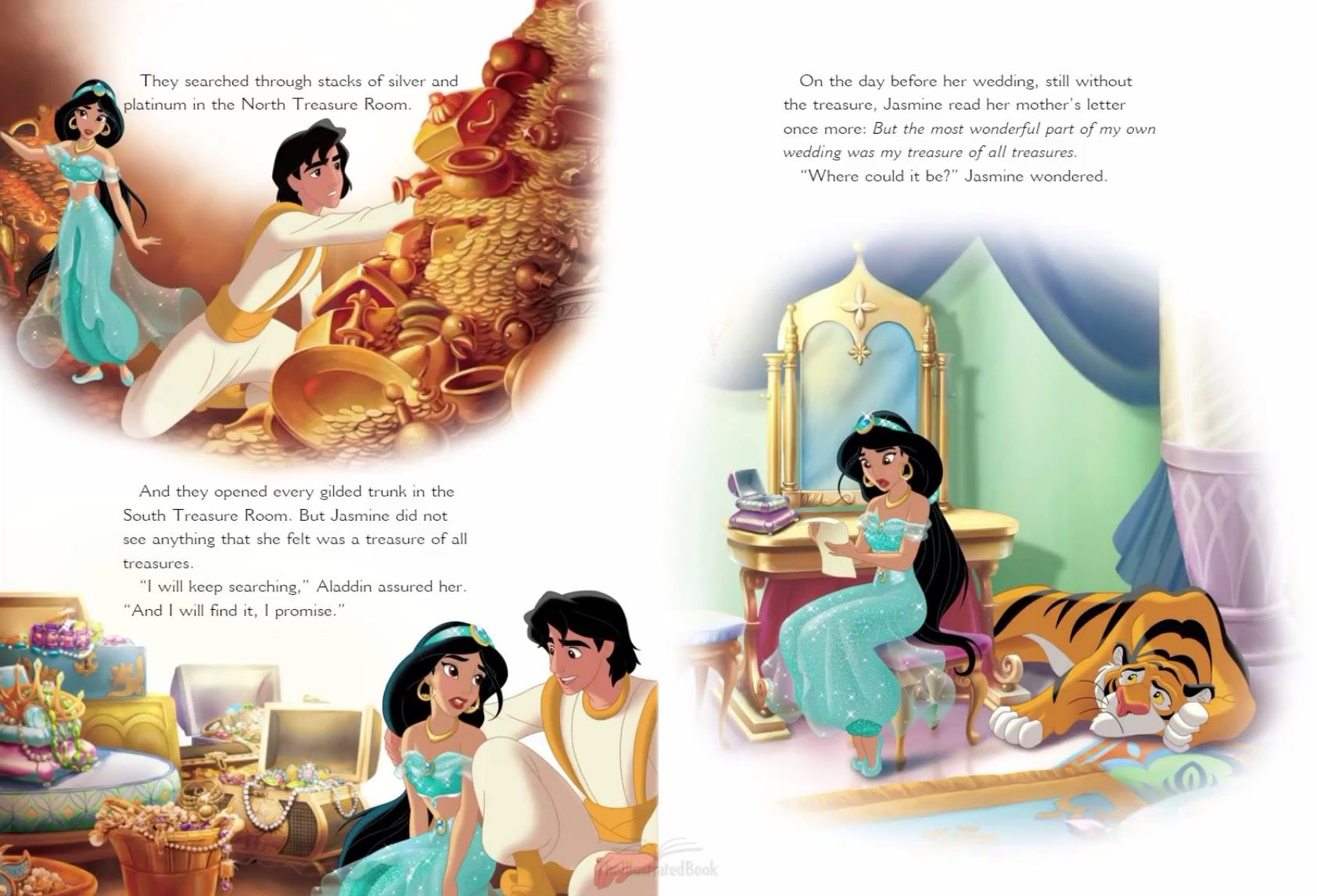 Princess Jasmine's Royal Wedding part. 10 | Princess ...