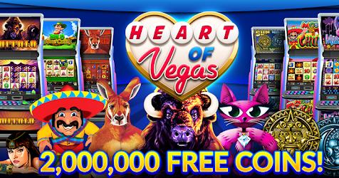 Heart Of Vegas Casino Game