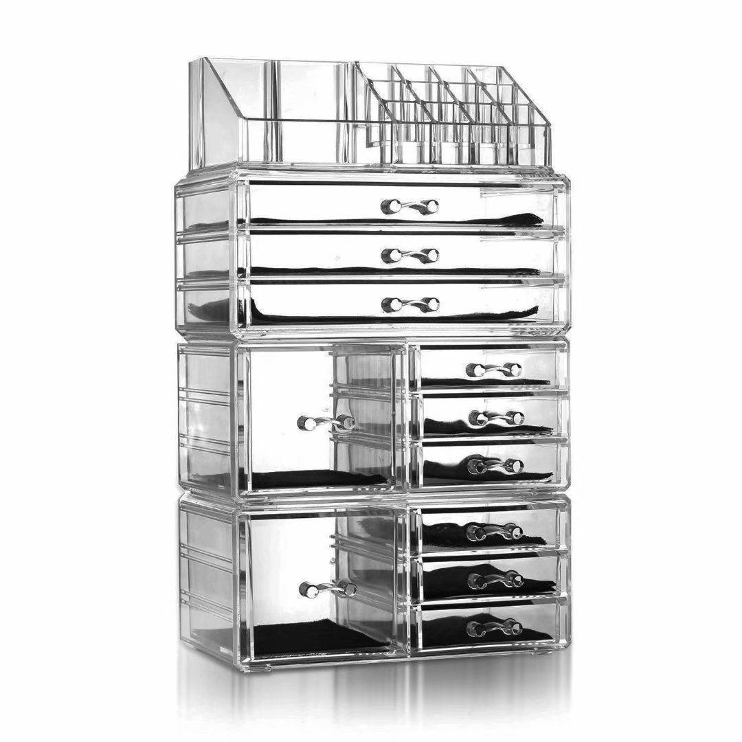 Beauty In 2020 Cosmetic Storage Makeup Organization Jewellery