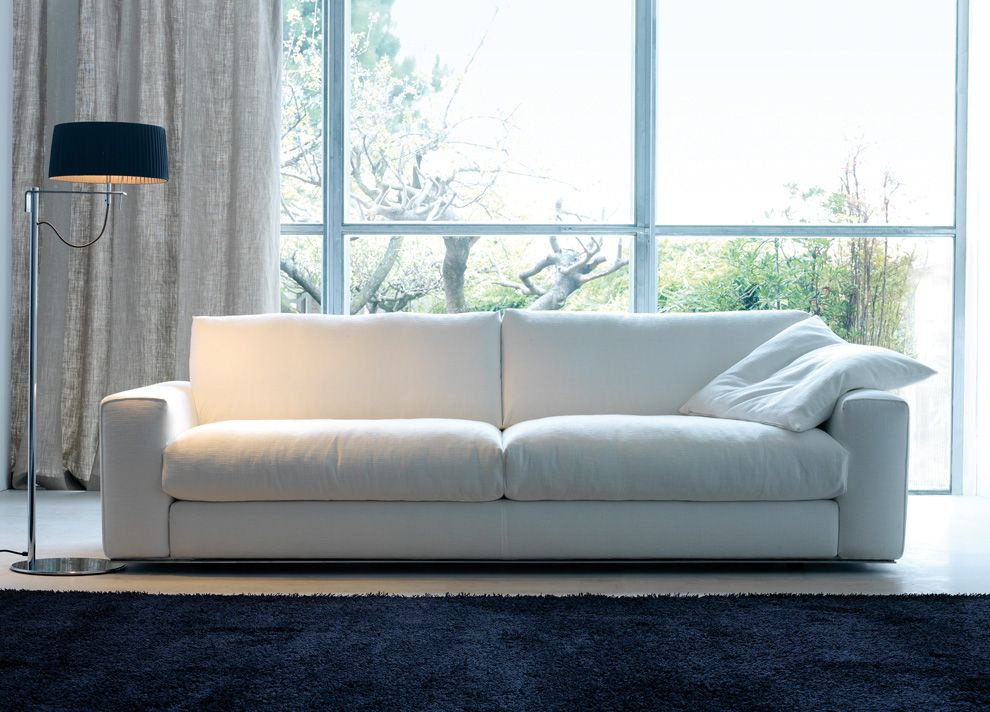 Three Seater Sofas Sofa Fly By Vibieffe Sofa Design Modern