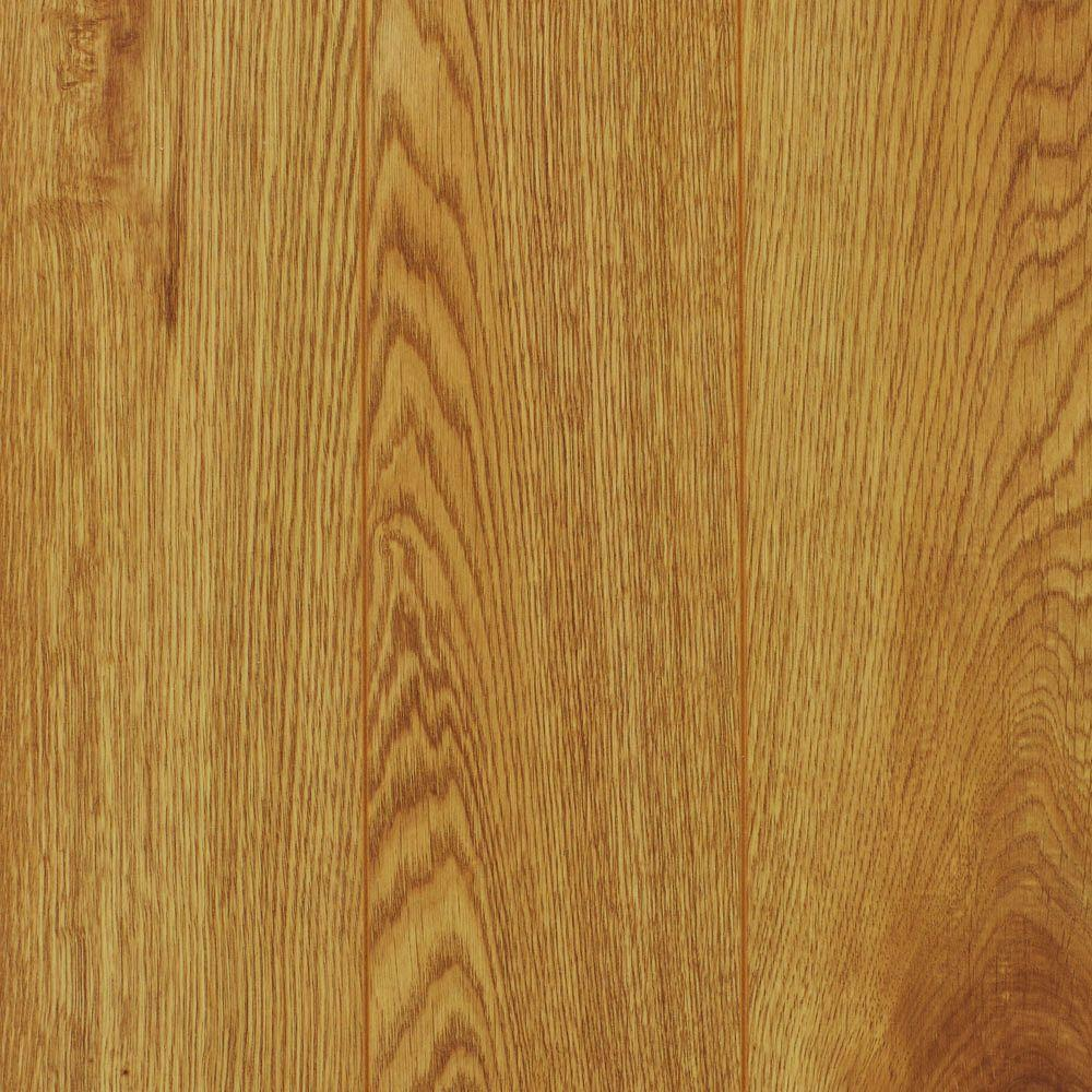 Home Decorators Collection Natural Oak, Oak Color Laminate Flooring