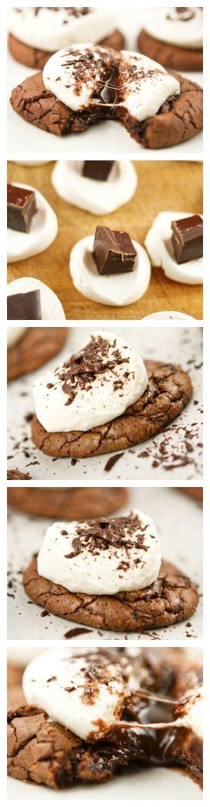 Cookies and malvavisco