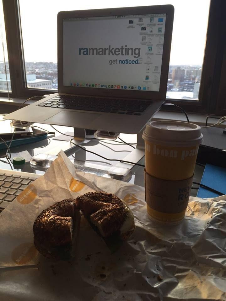 Coffees and bagels in Boston | ramarketing | http://www.ramarketingpr.com/
