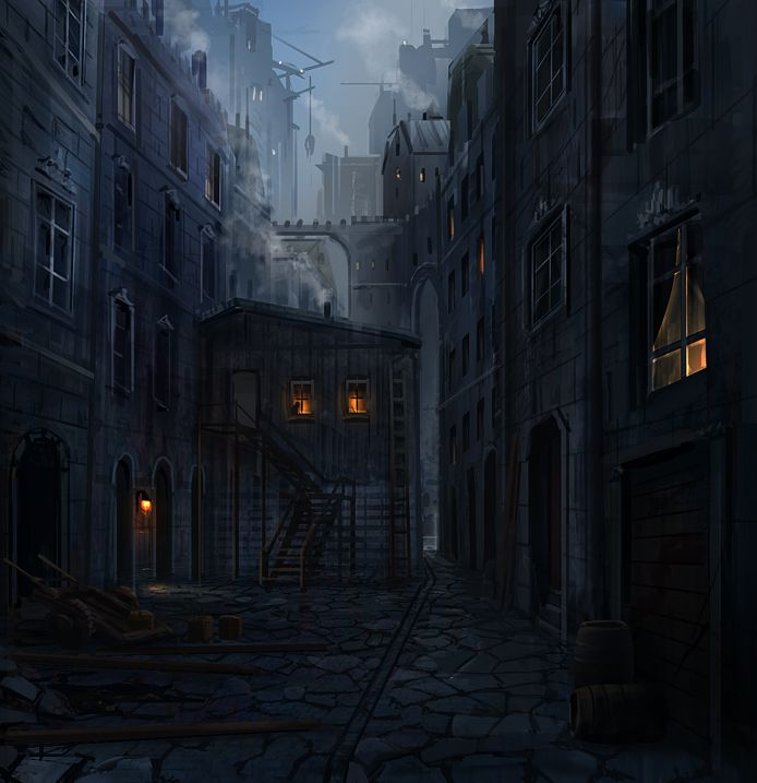 Medieval+Town+by+JoakimOlofsson.deviantart.com+on+ ...