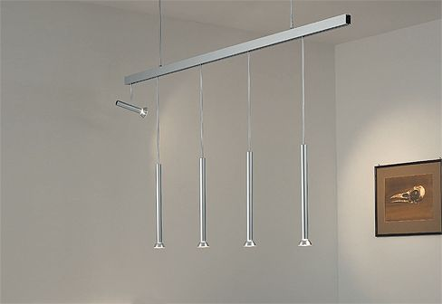 Office work table light lighting 2013 office project pinterest suspended lighting system by baltensweiler light track systems aloadofball Image collections