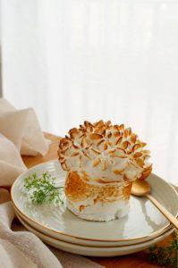 Citroen meringue cakejes | Elien's Cuisine - Lekkere en eenvoudige recepten