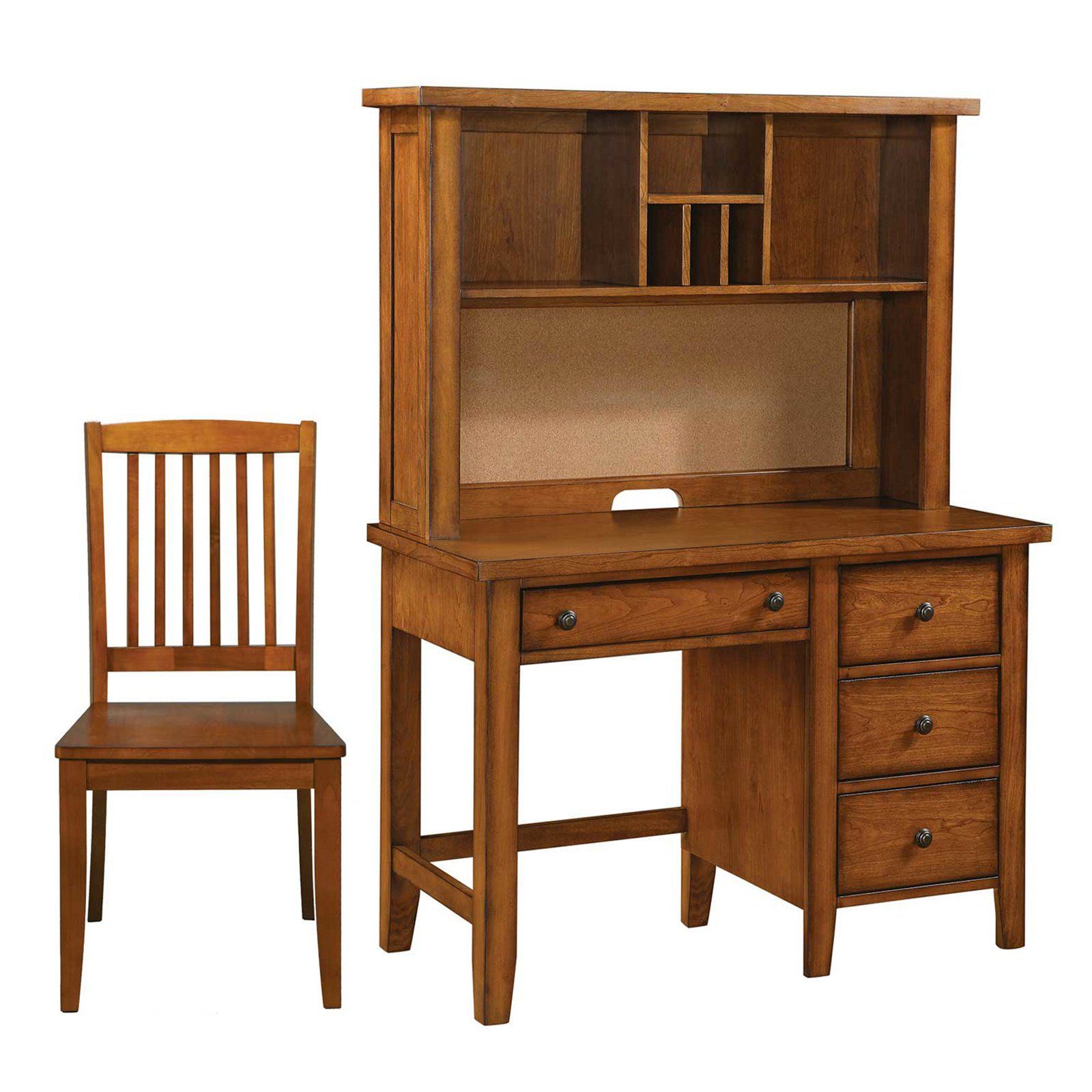 Awe Inspiring Winners Only Vintage 44 In Writing Desk With Optional Hutch Dailytribune Chair Design For Home Dailytribuneorg