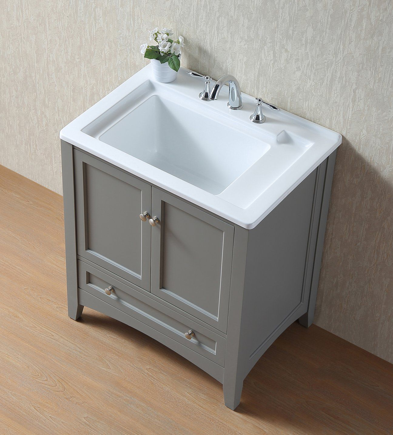 Stufurhome 30 In 2020 Utility Sink Laundry Room Sink Sink