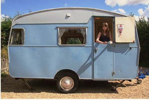 Happy Camper Vintage Campers TrailersTiny
