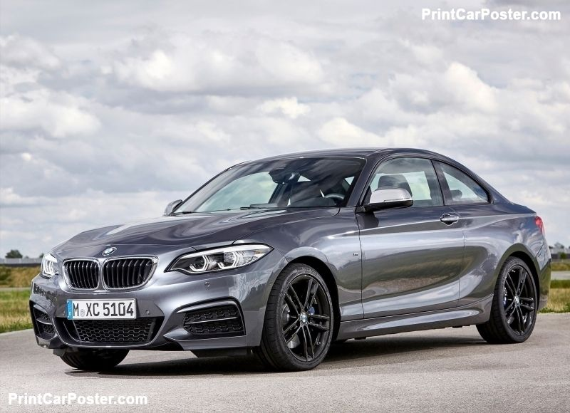 BMW 2-Series Coupe 2018 poster, #poster, #mousepad, #tshirt, #printcarposter