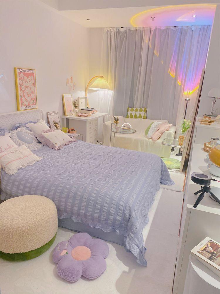 Daisy Flower Pillow - Boogzel Home