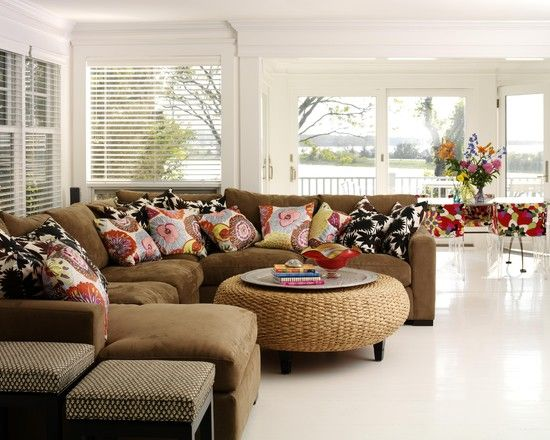 Brown Couch Design Pictures Remodel Decor And Ideas Page 5