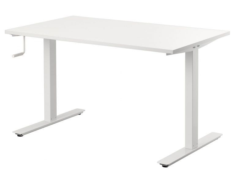 Ikea Skarsta Is A Solid Adjustable Full Size Standing Desk At A