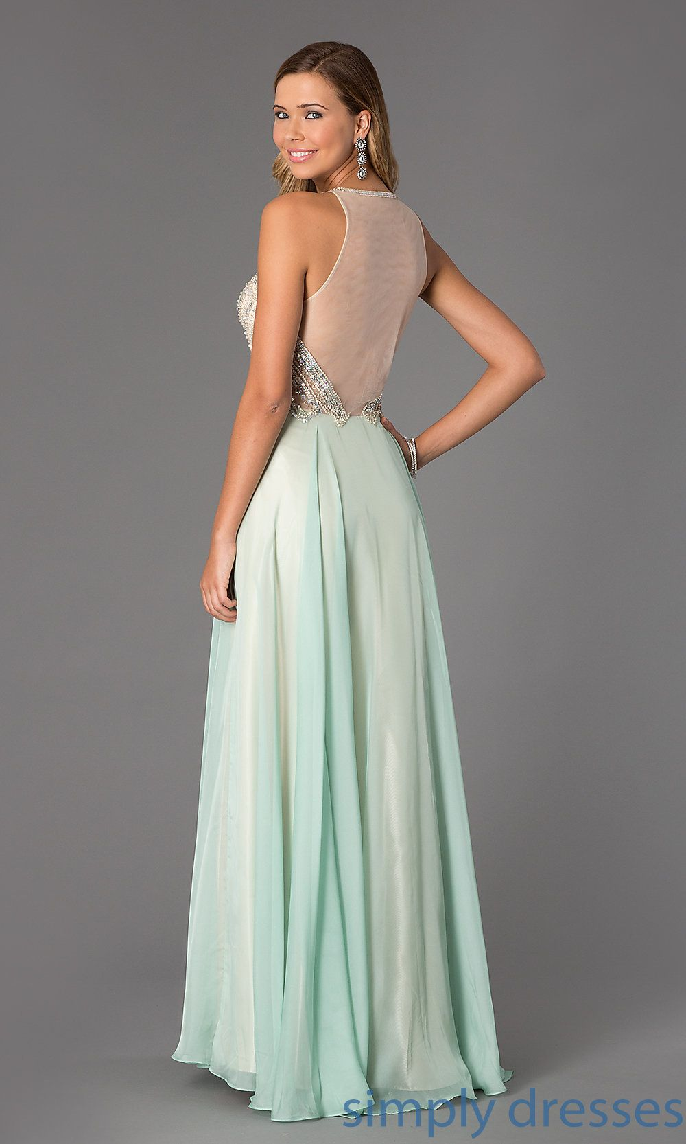View dress detail dj gown pinterest illusions and gowns