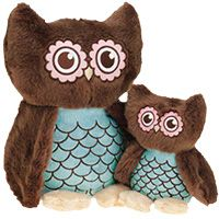 Grriggles® Hoot & Howl Owl Dog Toy at The Animal Rescue