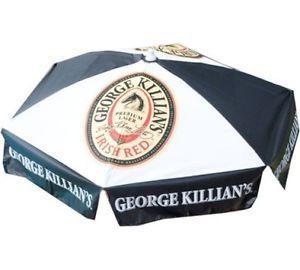 German Beer Garden Umbrellas Details About Killian S Beer Logo