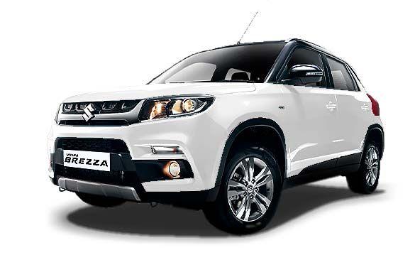 Compare Cars In India By Car Models Brezza Suzuki New Cars