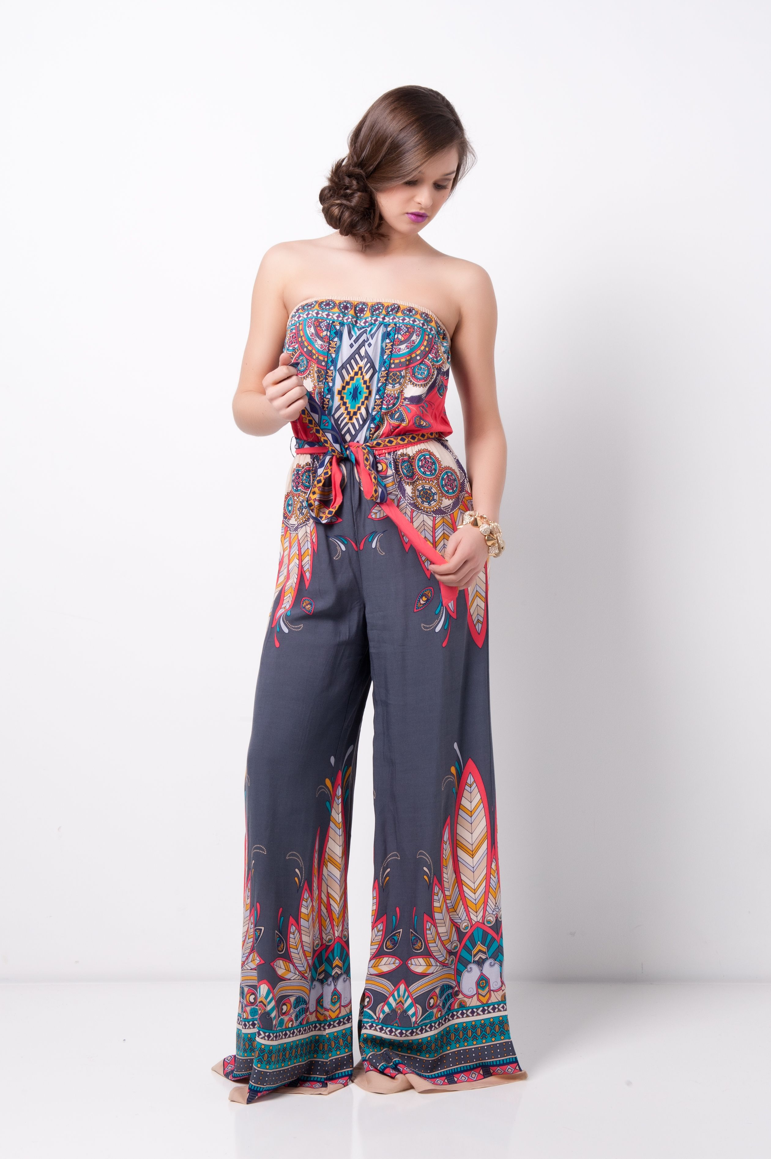 5cb1deefe8 Boho Jumpsuit  jumpsuit  swoonboutique