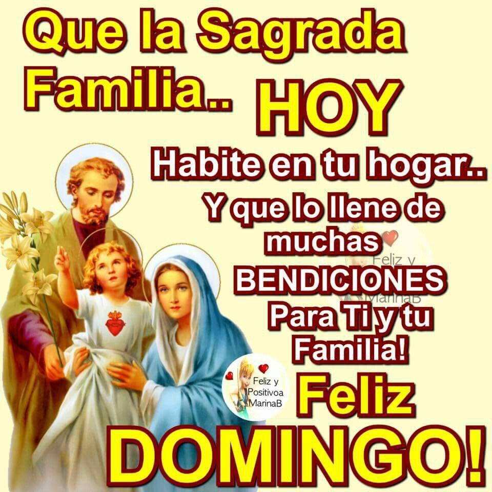 Feliz Y Bendecido Domingo En Familia Feliz Y Bendecido Domingo