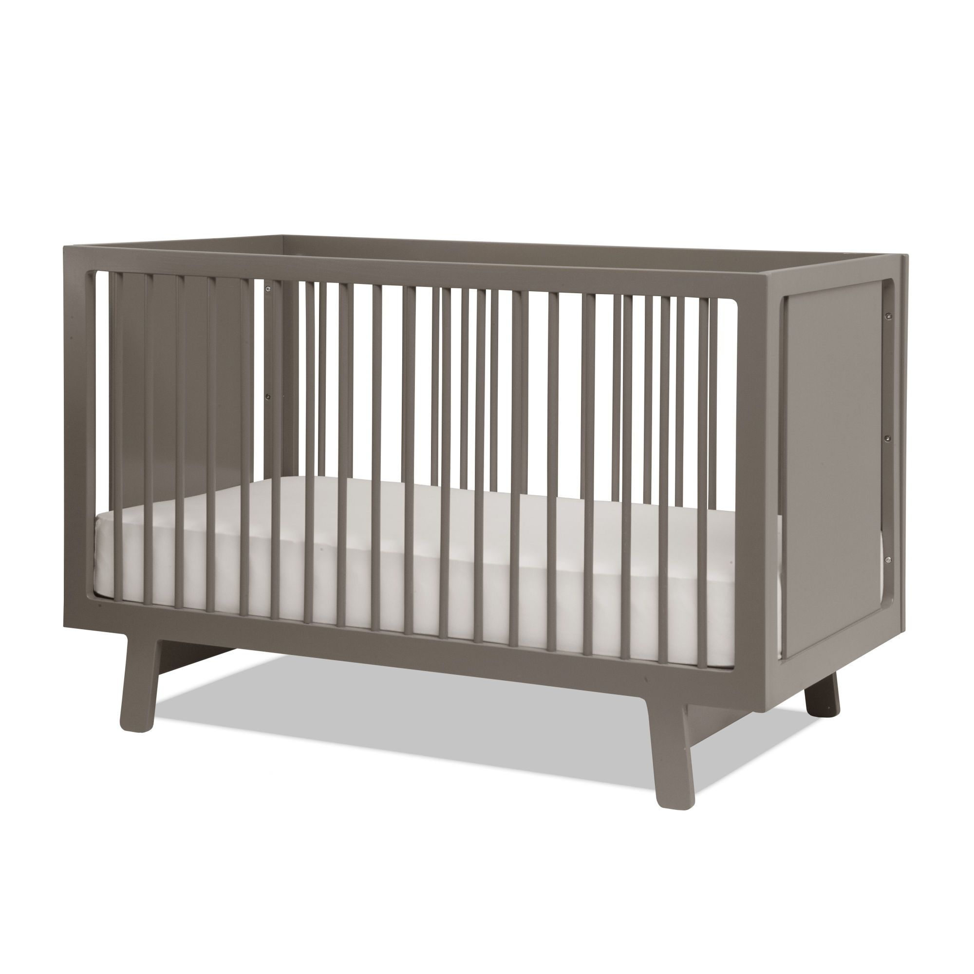Gray Crib Modern Crib Modern Baby Cribs Contemporary Cribs