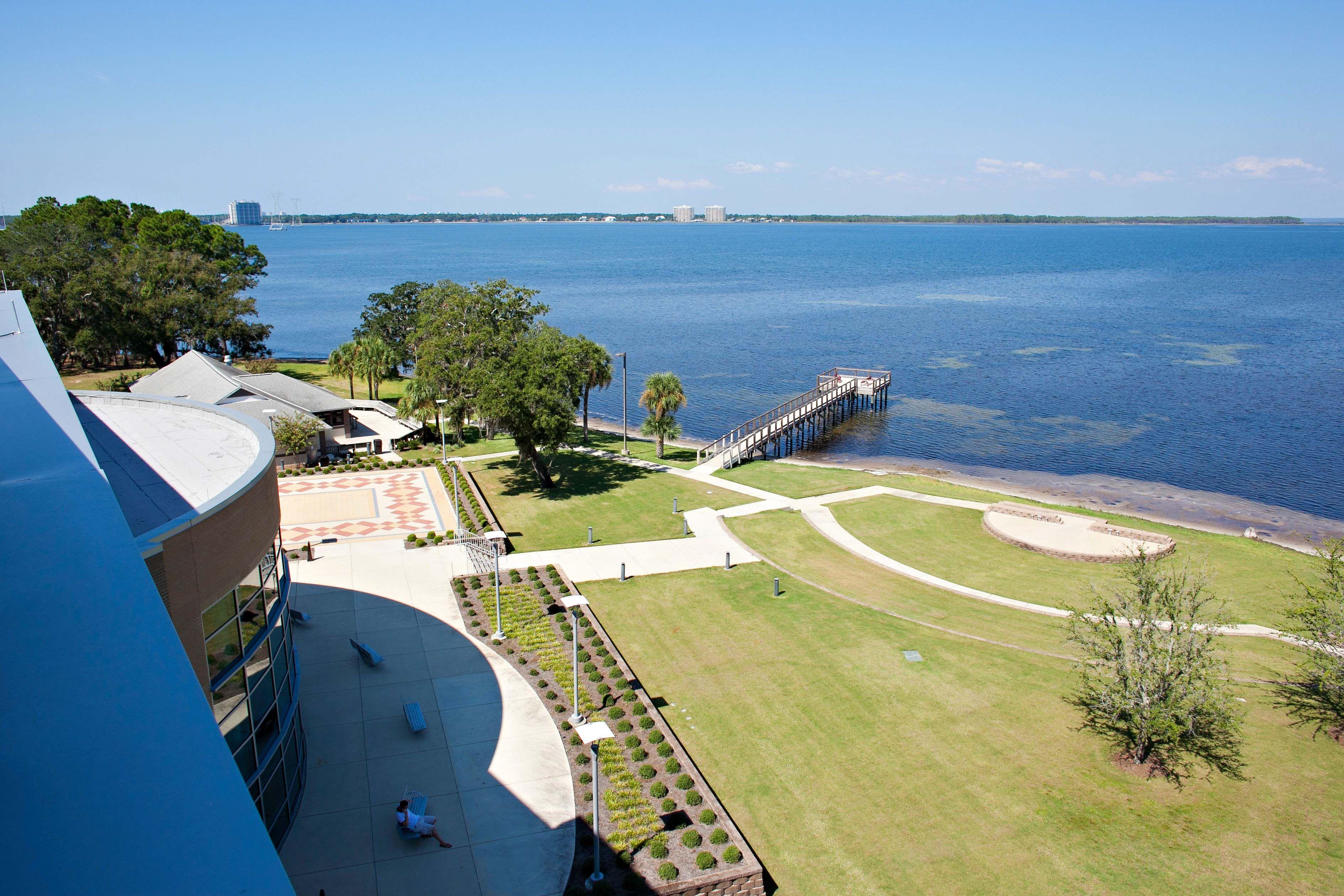 FSU Panama City is along North Bay in Panama City, Fla