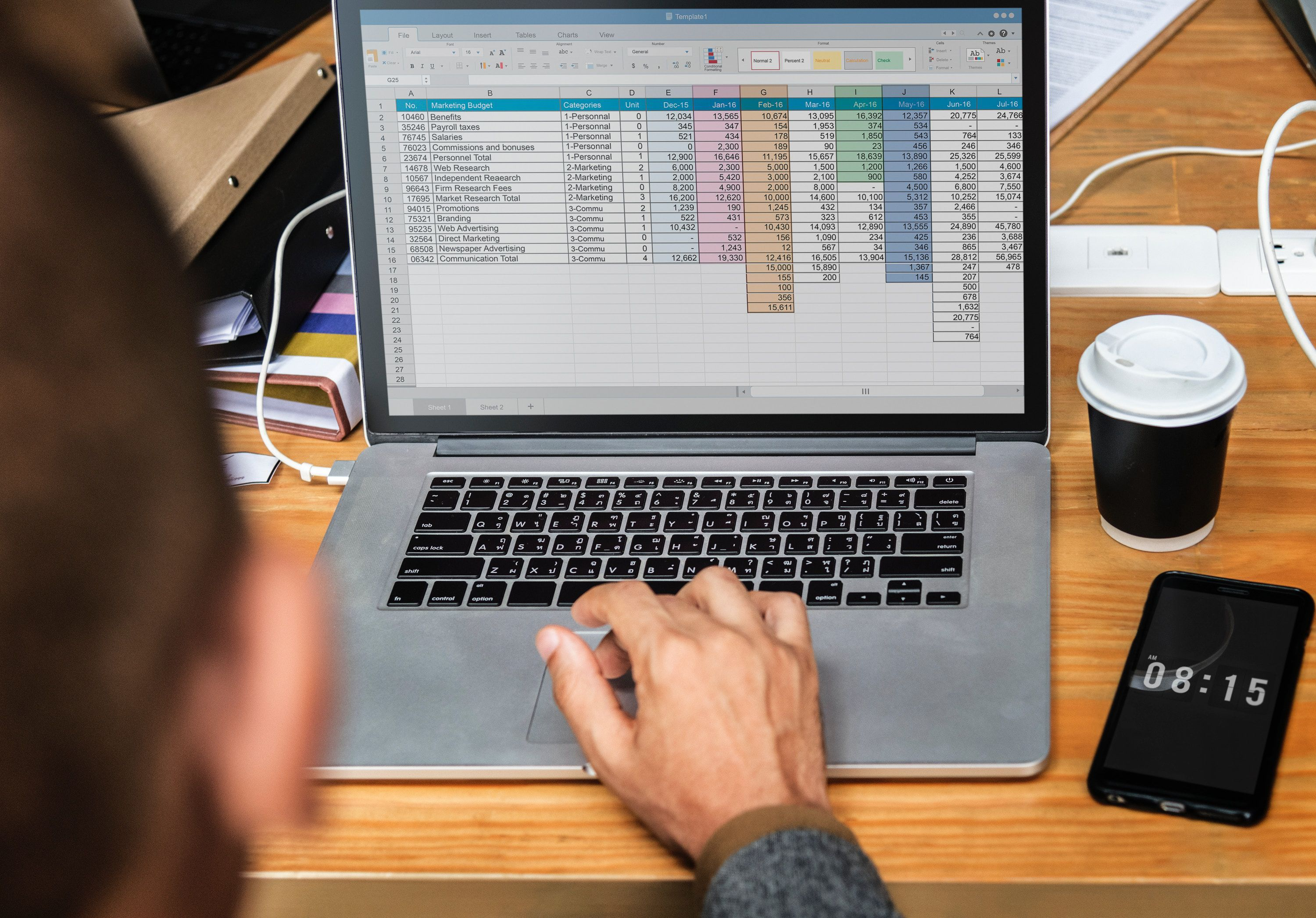 Create Excel Macros To Automate Your Spreadsheet