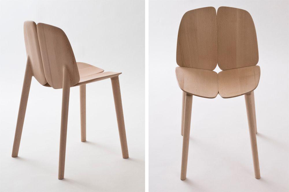 Chaise Osso Par Erwan Ronan Bouroullec Design Chaise