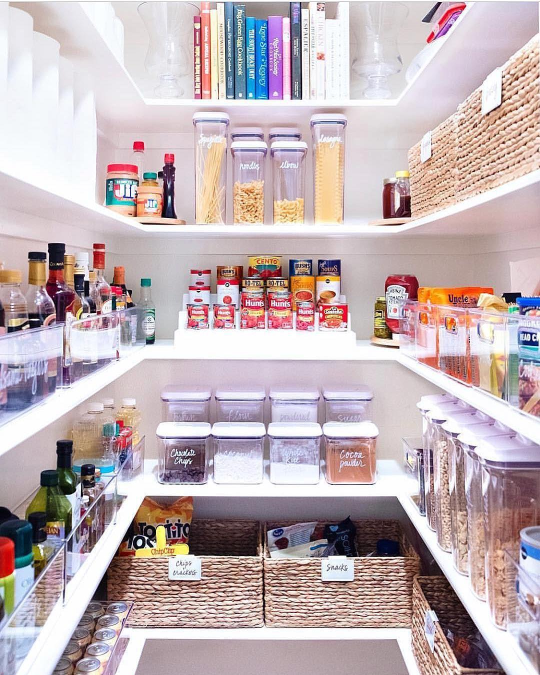 Pin by jezula stfelix on home in pinterest pantry