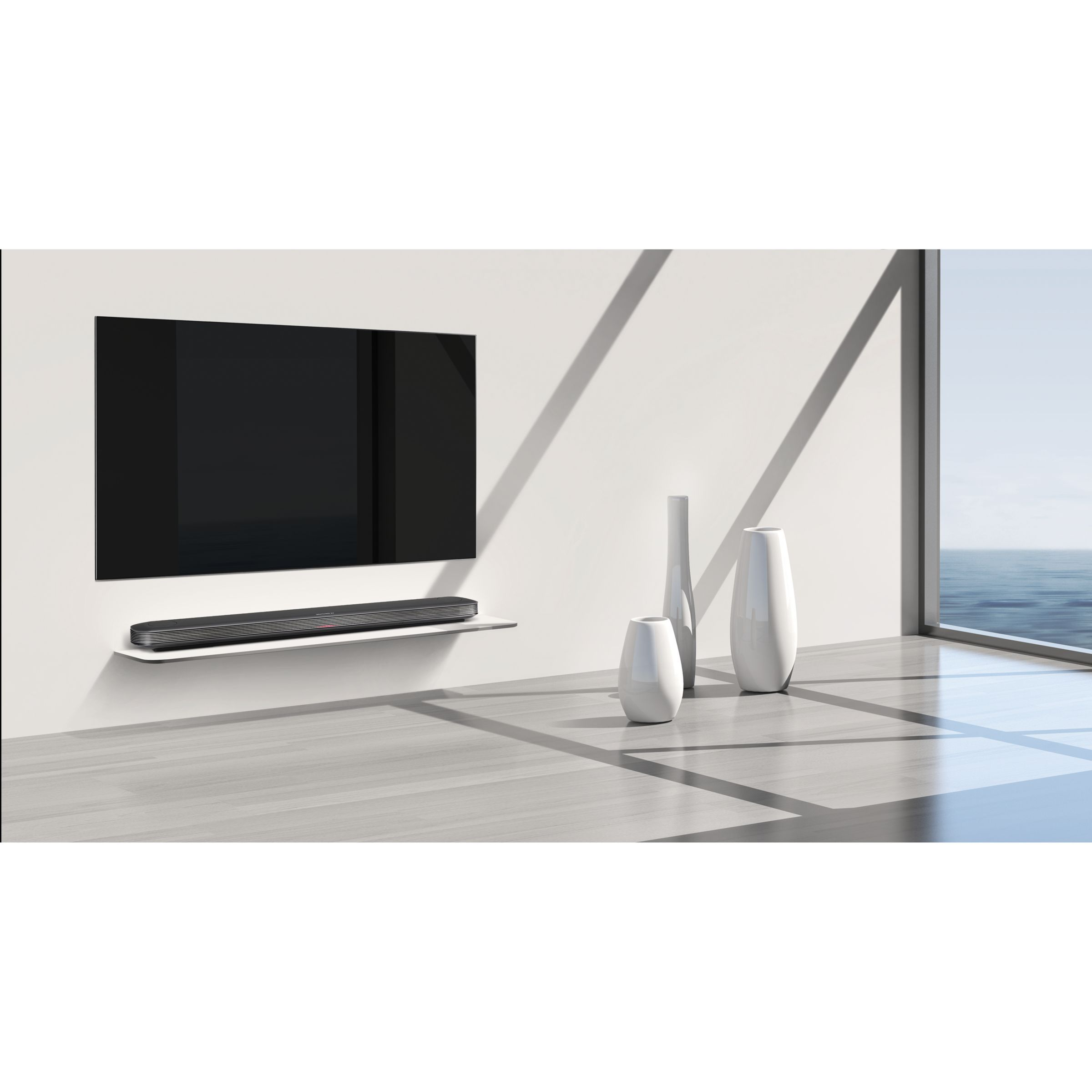 LG OLED65W7V Signature OLED HDR 4K Ultra HD Smart TV, 65