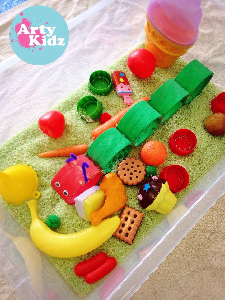 The Very Hungry Caterpillar Baby Activity Spiral