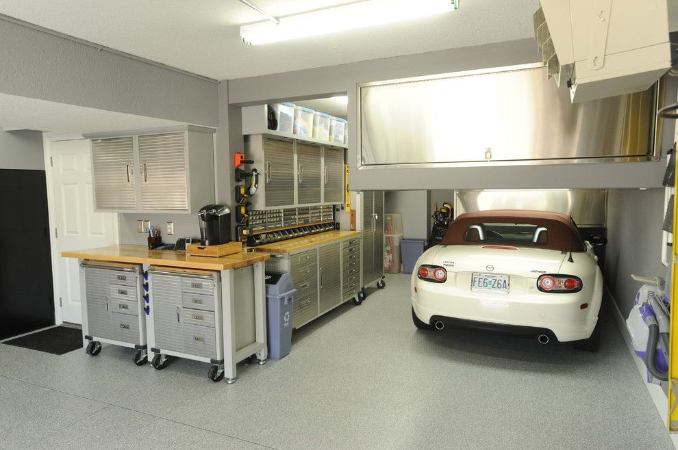 Modern Garage Storage Ideas Diy | Garage storage | Pinterest ... on