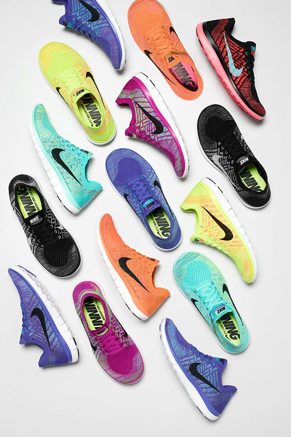 Discover all the new colorways for the Nike Free 4.0 Flyknit ...