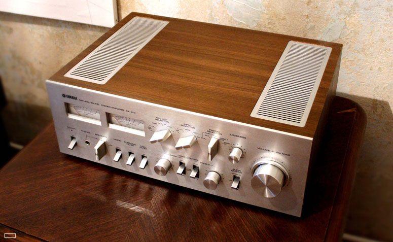 Yamaha Ca 810 Amplifier 1977 Hifi Yamaha Audio Vintage Electronics