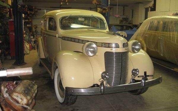 1937 Chrysler Royal: Almost Finished? | Chrysler, Royal, Mopar