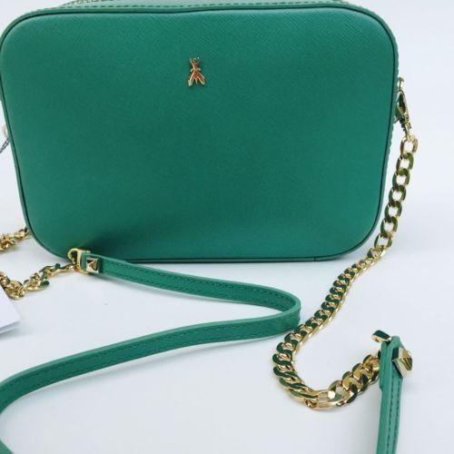 handbags-borsa-PATRIZIA-PEPE-tracolla-rigida-bauletto-vera-pelle ... 094a2000549