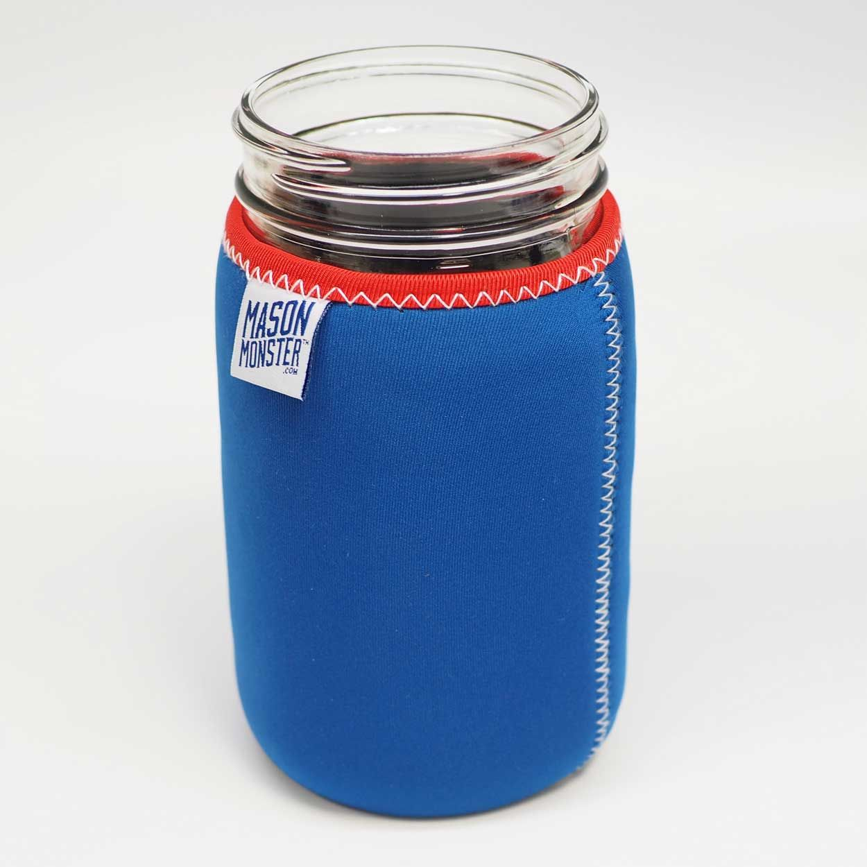 Eco Insulator Reversible Blue/Black Quart, 1 Count