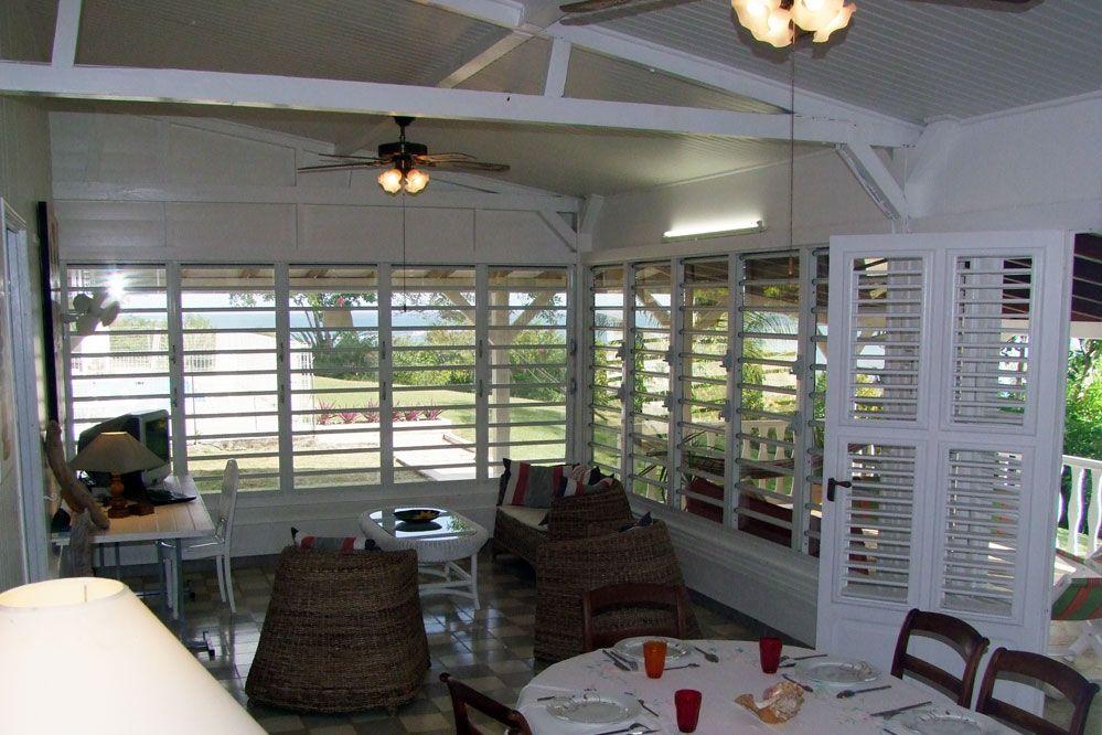 Salon de terrasse Maison Emmanuel Pinterest Villas