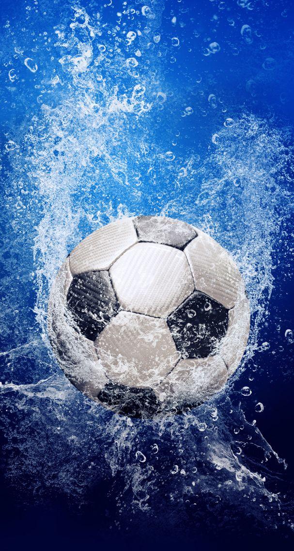 Soccer Soccer ball, Soccer backgrounds, Football wallpaper