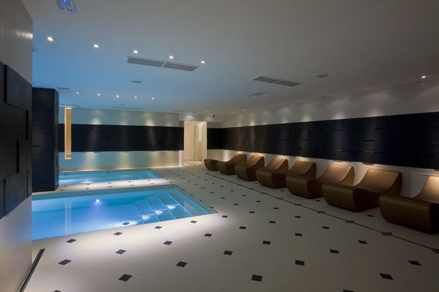 Arredamento Spa ~ Mya spa wellness genova ge designed and realized by afa
