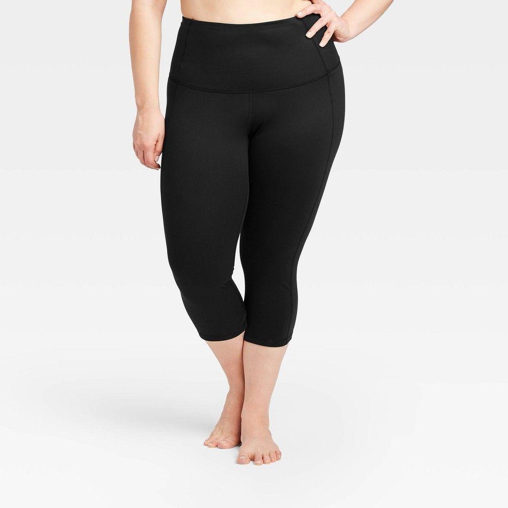 40+ High waisted capri leggings ideas
